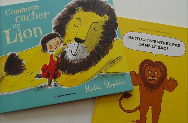 Nos meilleures histoires de Lion