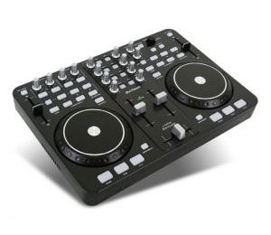 [MIXAGE] CONSOLE MIXAGE PLATINE USB PC CONTROLEUR I-MIX DJ TECH