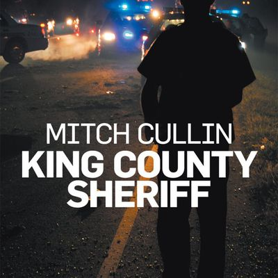 King County Sheriff, Mitch Cullin