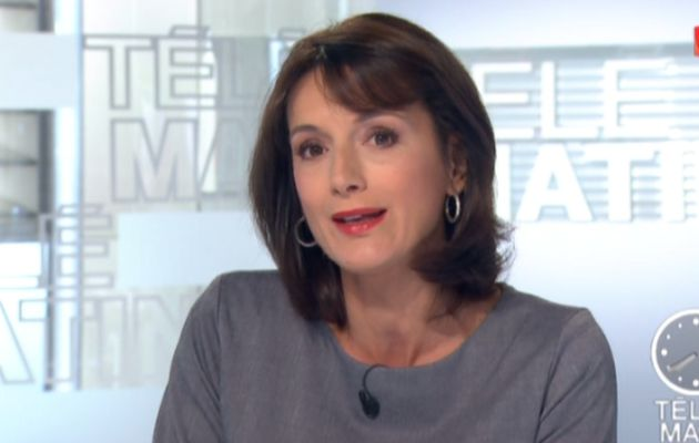 2013 11 12 - 07H40 - LAURENCE OSTOLOZA - FRANCE 2 - TELEMATIN
