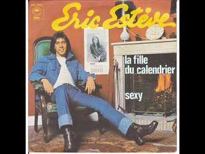 Éric Estève, un chanteur, auteur et compositeur français, il est mis en valeur par véronique Sanson et il était sous le label EPIC