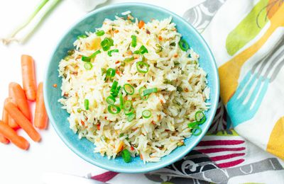 How to Cook Rice on the Stove Perfectly!