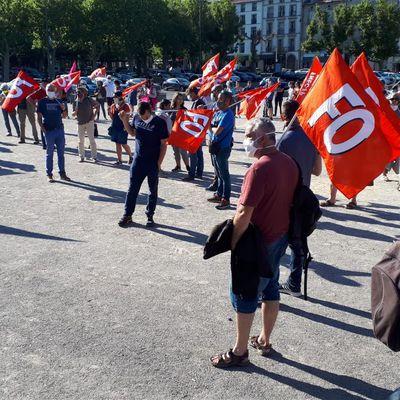 200 manifestants le 28 mai pour la levée de l'état d'urgence