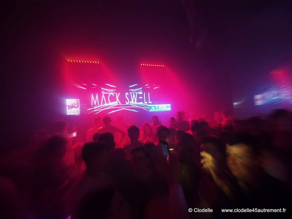 MACK SWELL assurera le WARM UP du SET ELECTRO D' ORLEANS le 12 mai 2017