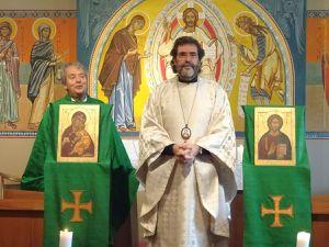 photos de la liturgie du dimanche.