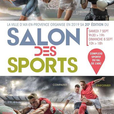 Salon des Sports ce week-end
