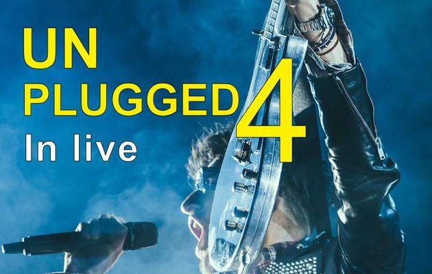 Concert UN PLUGGED IN LIVE 4 DE l'association PCMD