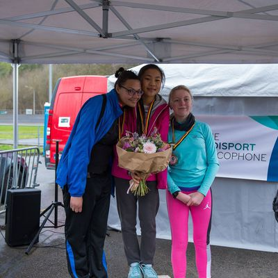 Finale HandiCross Cup + cross de Rochefort : Résultats et photos