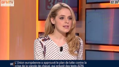 2013 02 15 - CLAIRE ARNOUX - BFM TV - WEEK-END 360 @21H00