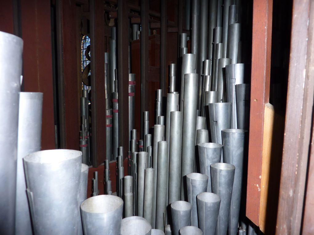 Album - Temple protestant, l'orgue de tribune