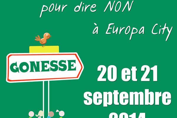Alternatives en actions : Alternatiba à Gonesse les 20 et 21 septembre