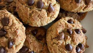 Cookies de légumineuses 🍪 (pois chiches ou haricots blancs)