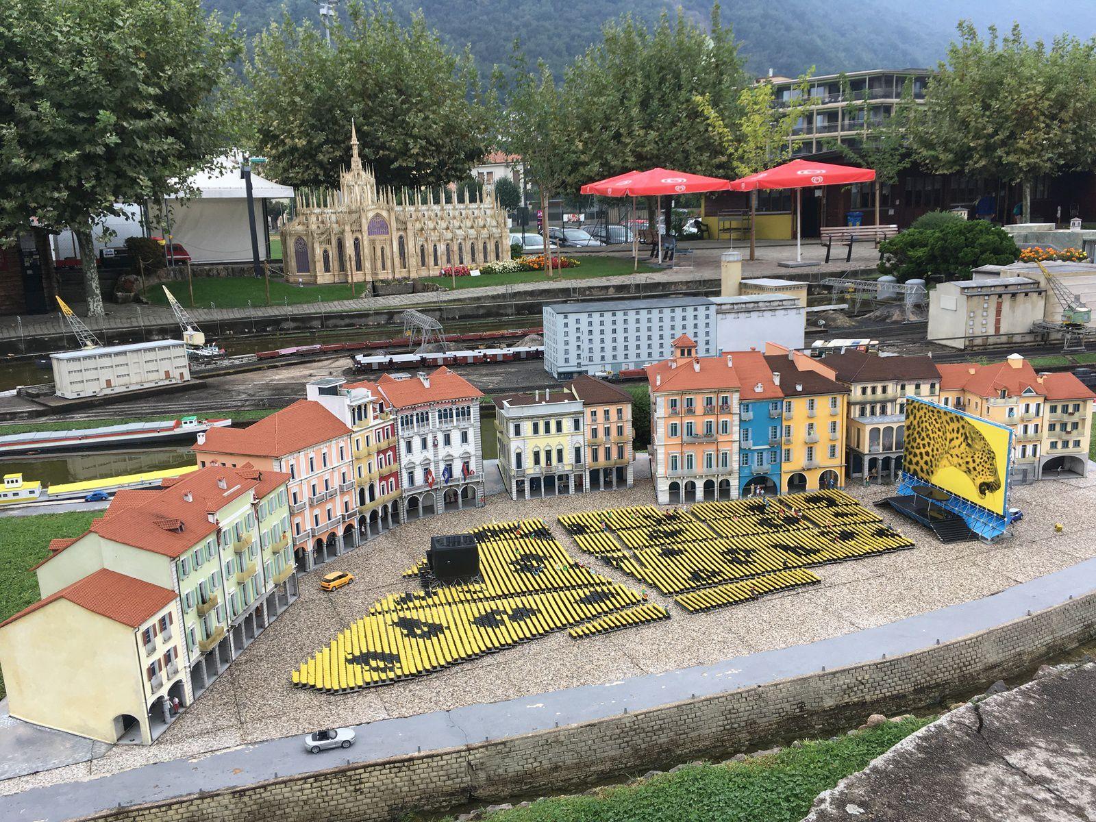 15 septembre 2021 : La Suisse en miniature / balade à Melide