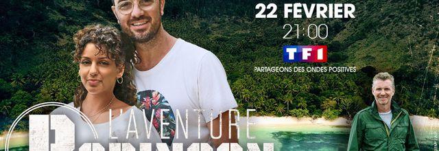 """""""L'aventure Robinson"""" avec Tal et Jarry le 22 février sur TF1"""
