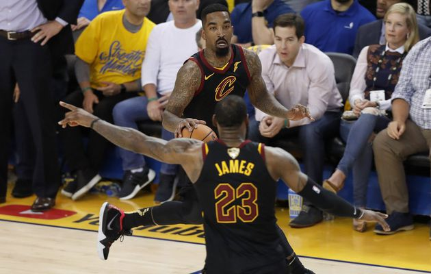 JR Smith rejoint LeBron James et les Lakers pour la reprise à Orlando