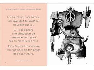 DÉCLARATION UNIVERSELLE DES DROITS DE L'ENFANT ILLUSTRÉE - Gérald Guerlais, Rebecca Dautremer