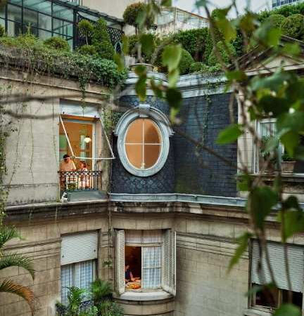 Out my window - Buenos Aires