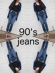 90's Jeans