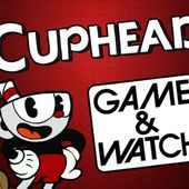Cuphead: Game And Watch Edition
