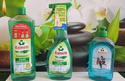 J'ai découvert 2 nouveaux produits de la marque Rainett