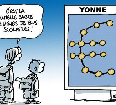 Transports scolaires, toujours...