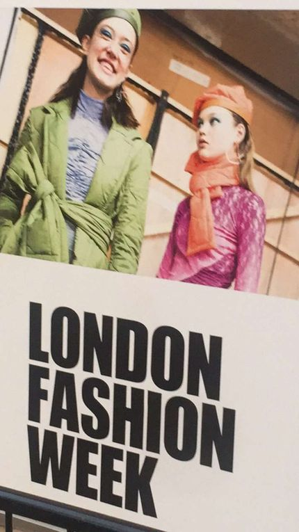 London fashion week 2019