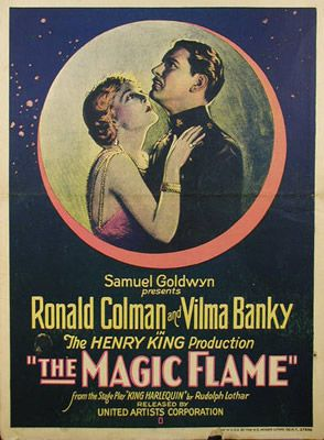 The Magic Flame de Henry King