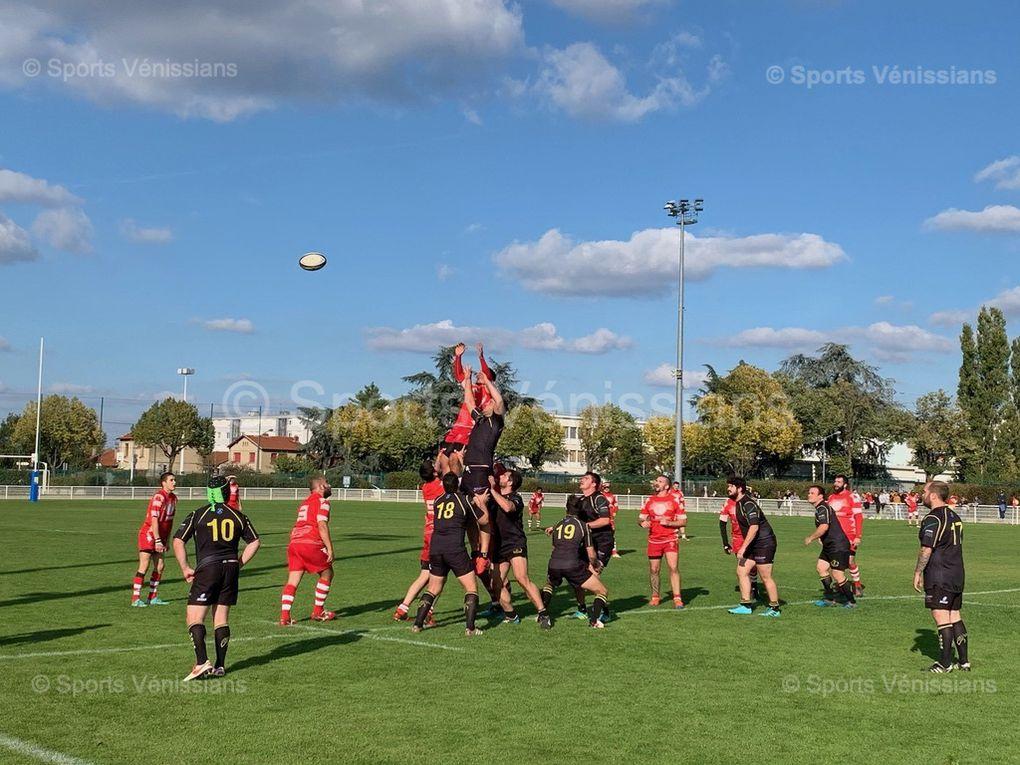 L'USV Rugby a perdu une belle occasion de se positionner dans le trio de tête de leur championnat