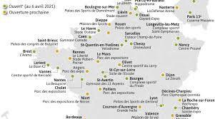 Le chemin du vaccin en passant par Olivet, La Garenne-Colombes et Valbonne...