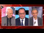 Eric Zemmour : « François Hollande abîme encore une fois la Ve République et la fonction présidentielle »