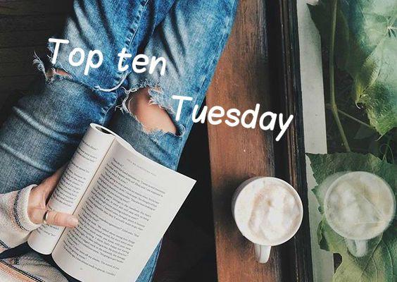 Top Ten Tuesday #67 17 septembre 2019