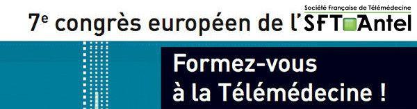 résumés du 7è congrès de la société française de télémédecine