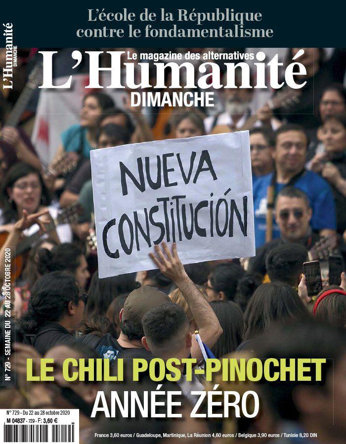 La une de 13 nouveaux numéros des revues hebdomadaires d'actualité.
