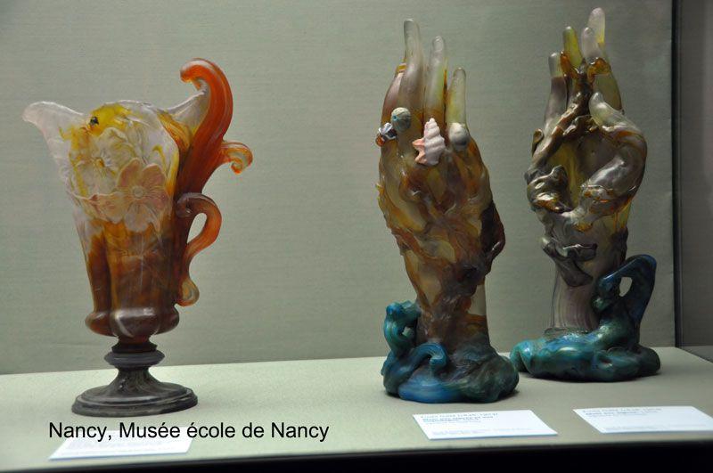 Visites à Nancy mai 2011