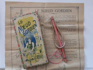 le noeud gordien ( lien soudanais chez MD ) , le nombre 13...