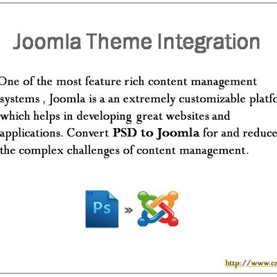 Know joomla well with Css4me.