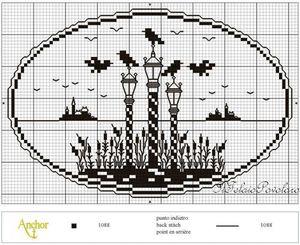 Uno schema free della collezione Venezia - Parolin-F.lli Graziano