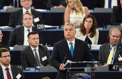 Le parti de Viktor Orban se bannit lui-même du PPE au Parlement européen