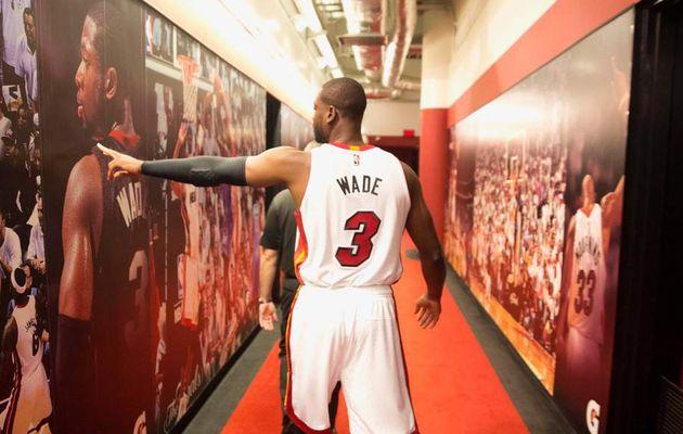 Dwyane Wade repart pour une dernière saison à Miami
