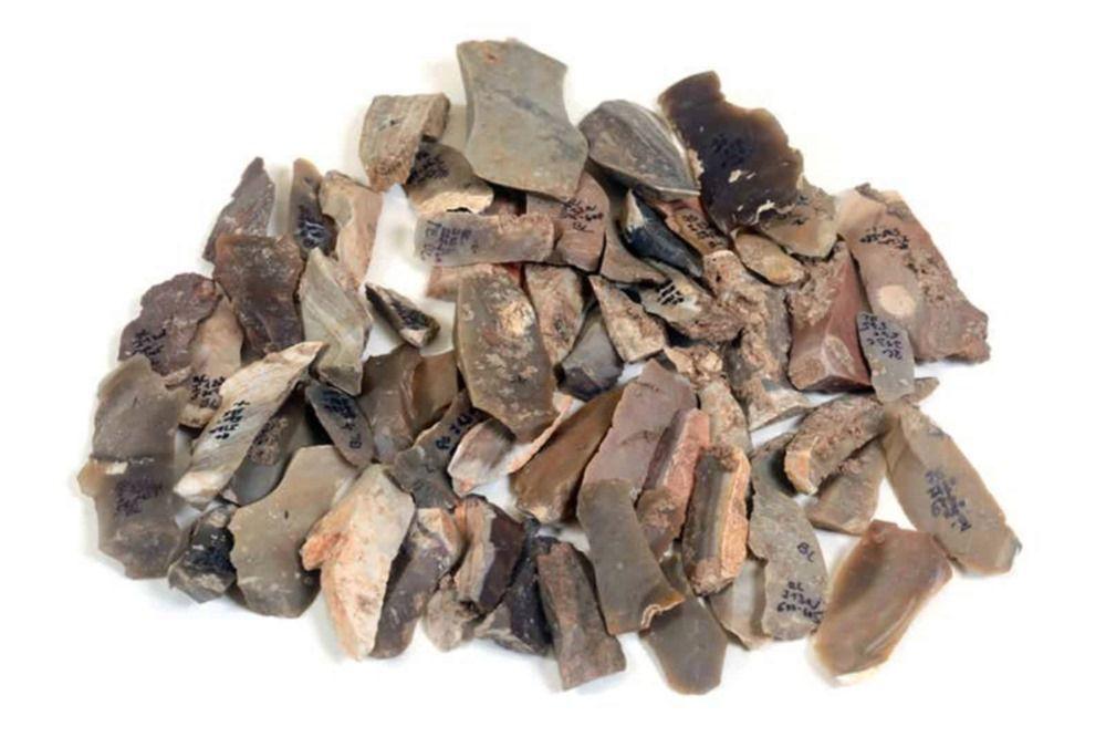 Des ancêtres des humains utilisaient le feu pour fabriquer des outils en pierre il y a 300 000 ans !