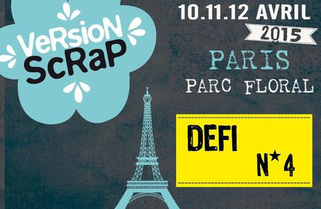 Version Scrap défi #4