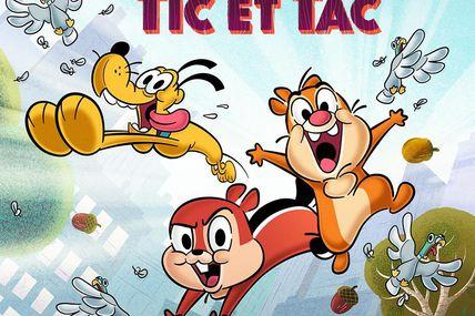 Disney+ : La série originale « Les aventures au parc de Tic et Tac » sera disponible à partir du 28 juillet !