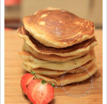 Pancakes trop faciles