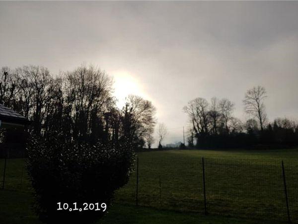 Janvier au hameau...