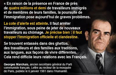 Marine Le Pen « parle comme un tract du Parti communiste des années 1970