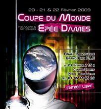 20-21-22 février - Coupe du Monde de Saint-Maur