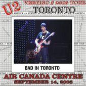 U2 -Vertigo Tour -14/09/2005 -Toronto -Canada -Air Canada Centre #2 - U2 BLOG