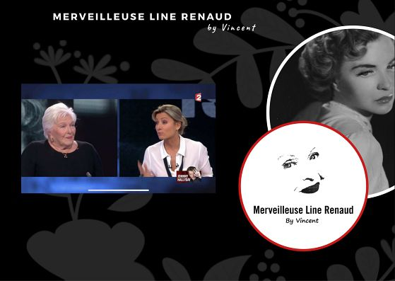 REPLAY: Passage de Line Renaud au 20h sur France 2
