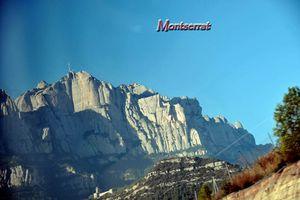 MASSIF DE MONTSERRAT (Espagne)