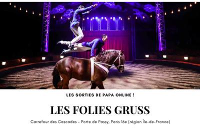 [Sortir] Les Folies Gruss : les artistes sont vos hôtes, jusqu'au 28 février 2021 !